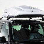 Transport prtljage v strešnem kovčku za vsako vozilo